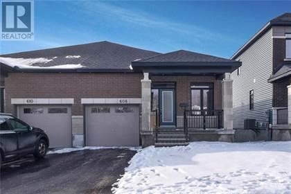 608 KNOTRIDGE STREET,    Ottawa,OntarioK1W0M3 - honey homes