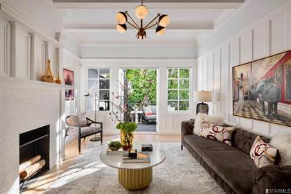 Residential Property for sale in 2032 Baker Street, San Francisco, CA, 94115