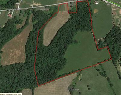 Lots And Land for sale in 1388 Poplar Springs Rd, Brownsville, KY, 42210