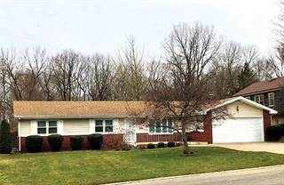 Single Family for sale in 78 COUNTRY CLUB, Danville, IL, 61832