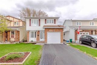 Single Family for sale in 1030 ARROWHEAD PLACE, Ottawa, Ontario, K1C2S4
