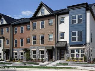 Townhouse for sale in WALLICH WAY #LOT 29, Germantown, MD, 20874