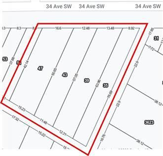 Vacant Land for sale in 34 AV SW, Calgary, Alberta