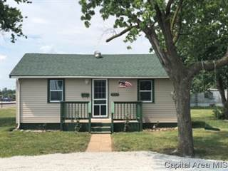 Single Family for sale in 204 E MONROE ST, Girard, IL, 62640