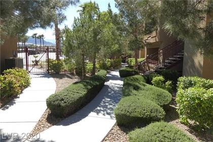 Residential Property for rent in 8250 GRAND CANYON Drive 1139, Las Vegas, NV, 89166