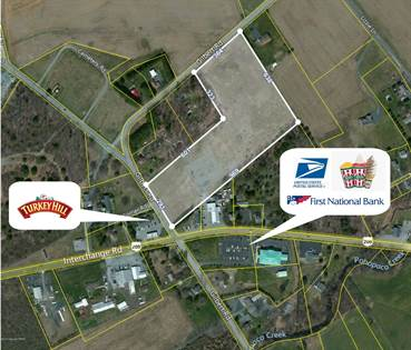 Lots And Land for sale in 45003 Gilbert Road, Gilbert, PA, 18331
