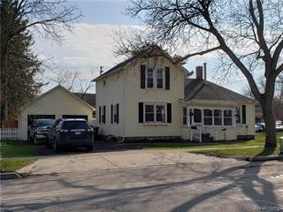 Single Family for sale in 529 E SIBLEY Street, Howell, MI, 48843