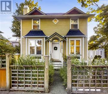 Single Family for sale in 1308 Stanley Ave, Victoria, British Columbia, V8S3S6