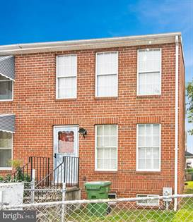 Residential Property for sale in 1513 RETREAT STREET, Baltimore City, MD, 21217