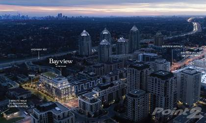 Residential Property for sale in Bayview at the Village - From Mid $400s - BAYVIEW AND SHEPPARD AVE E, Toronto, Ontario, M2K1B5