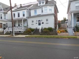Single Family for rent in 1074 West Berwick Street, Easton, PA, 18042