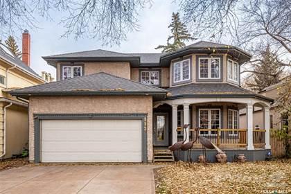Residential Property for sale in 112 Saskatchewan CRESCENT W, Saskatoon, Saskatchewan, S7M 0A3