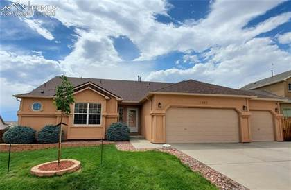 Residential Property for sale in 7493 Campstool Drive, Colorado Springs, CO, 80922