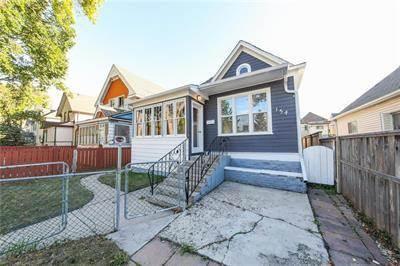 Single Family for sale in 154 Alfred Avenue, Winnipeg, Manitoba, R2W1x1