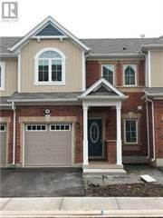 Single Family for rent in 22 SPRING CREEK DR 46, Hamilton, Ontario