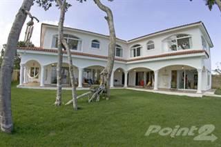 Commercial for sale in 5 BEDROOM LUXURY BEACH FRONT VILLA, Sosua, Puerto Plata