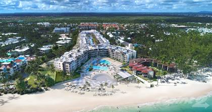 Condominium for sale in Punta Cana Beachfront Condo For Sale | Ocean Bay 2 BDR| Cortecito-Los Corales, Dominican Republic, Bavaro, La Altagracia