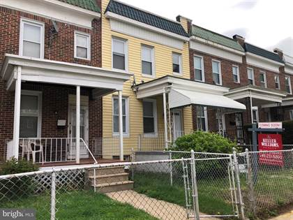 Residential Property for sale in 429 GWYNN AVENUE, Baltimore City, MD, 21229