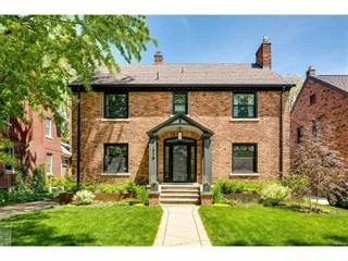 Single Family for sale in 1320 GRAYTON ST, Grosse Pointe Park, MI, 48230