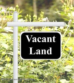 Lots And Land for sale in 674 Dunedin Street, Toms River, NJ, 08753