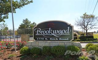 Apartment for rent in Brookwood - Pine, Wichita, KS, 67207