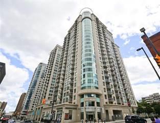 Condo for sale in 200 RIDEAU STREET UNIT, Ottawa, Ontario, K1N5Y1