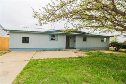 Residential Property for sale in 1021 W 3rd Street, Muleshoe, TX, 79347