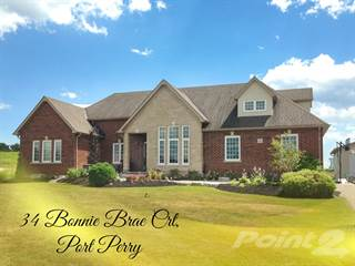 Residential Property for sale in 34 Bonnie Brae Crt, Scugog, Ontario