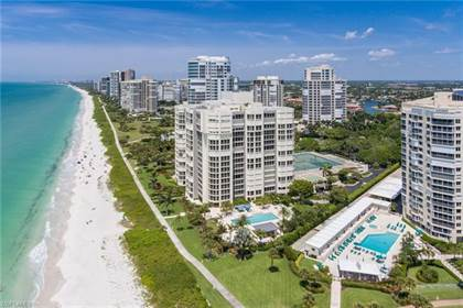 Residential Property for sale in 4051 Gulf Shore BLVD N 301, Naples, FL, 34103