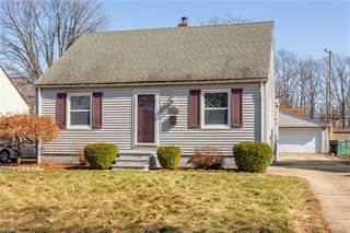 Single Family for sale in 4323 West 187th St, Cleveland, OH, 44135