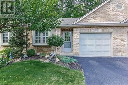 Single Family for sale in 633 PARK Road N Unit 12, Brantford, Ontario, N3R8B6