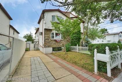 Residential Property for sale in 156 Ridgewood Avenue, Staten Island, NY, 10312