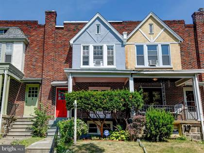 Residential for sale in 3619 ELKADER ROAD, Baltimore City, MD, 21218