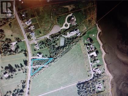 Vacant Land for sale in Lot Rte 134, Shediac Cape, New Brunswick, E4P3C8