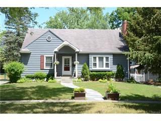 Single Family for sale in 15430 EDINGTON Street, Livonia, MI, 48154