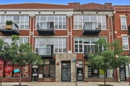 Residential Property for sale in 1907 North Milwaukee Avenue 212, Chicago, IL, 60647