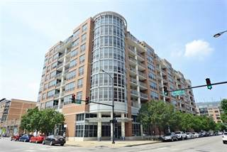 Condo for sale in 1200 W. Monroe Street 717, Chicago, IL, 60607