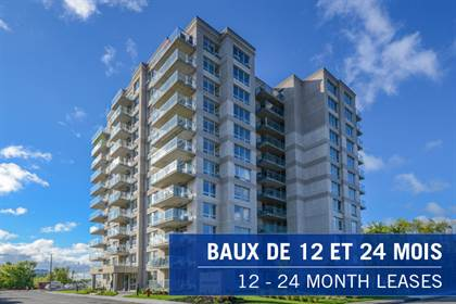 Apartment for rent in 3400 Boulevard Saint-Elzéar W, Laval, Quebec, H7P 0K7