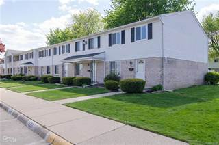 Townhouse for rent in 14120 Merriweather, Sterling Heights, MI, 48312