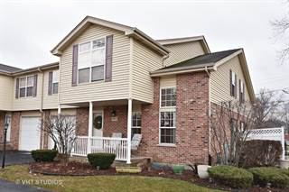 Townhouse for sale in 4840 156th Street D, Oak Forest, IL, 60452