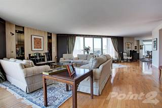 Apartment for sale in 6300 Place Northcrest, #PHB, Montreal, Quebec