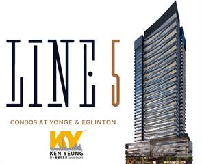 Condo for sale in Line 5 Condos, Toronto, Ontario