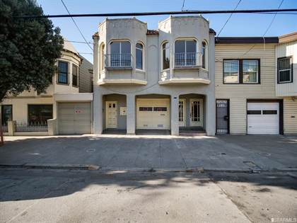 Multifamily for sale in 1319 Palou Avenue, San Francisco, CA, 94124