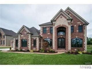 Single Family for sale in 17008 Lakeside Ridge Lot 212, Chesterfield, MO, 63005