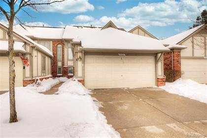 Residential Property for sale in 42297 SARATOGA Circle, Canton, MI, 48187