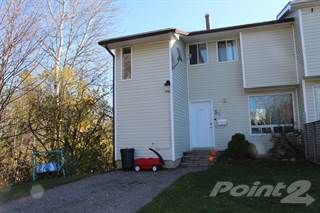 Townhouse for sale in 31 EMMERSON ST, Fredericton, New Brunswick