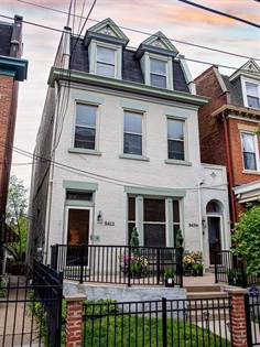 Residential Property for sale in 5423 Kentucky Ave, Shadyside, PA, 15232