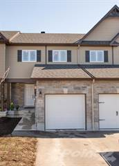 Townhouse for sale in 101 Nathalie Street, Rockland, Ontario