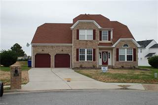 Single Family for sale in 109 Camel Back Court, Suffolk, VA, 23434