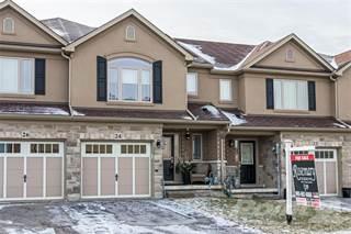 Townhouse for sale in 24 DULGAREN Street, Hamilton, Ontario, L8W 0B9